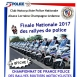Finale Nationale des rallyes professionnels motocyclistes de la Police Nationale